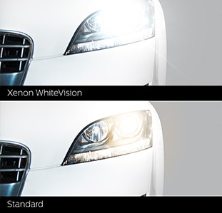 comparison xenon whitevision